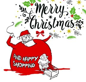 Merry Christmas and Happy Shopping